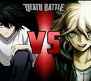 L vs Nagito Komaeda