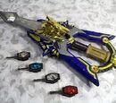 Sword Morpher / God Morpher