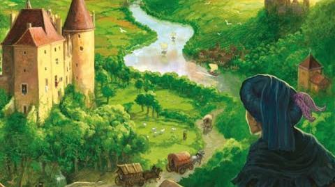 Castles of Burgundy the Card Game Gameplay Runthrough
