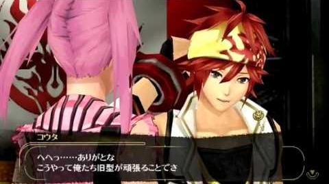 God Eater 2 Kouta Full Character Episode - PPSSPP v1.0.1