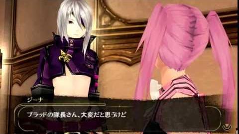 GE2 DLC - Gina Full Character Episode - PPSSPP v1.0.1