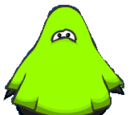 Green Ghost Costume