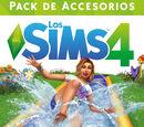 Los Sims 4: Diversión en el Patio - Accesorios