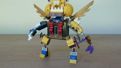 LEGO MIXELS SERIES 7 MEGA MAX MOC Instructions