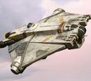 Lekki frachtowiec VCX-100