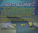 Backstage Pants (transcript)