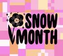 Snow Month