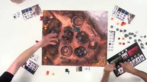 Conan- The Board Game by Monolith - The Game!