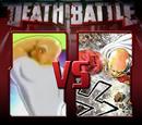 Lnsanitation/Mr. Clean vs Saitama