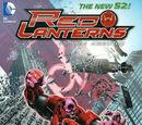 Red Lanterns: Atrocities