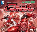 Red Lanterns: Blood and Rage (Collected)
