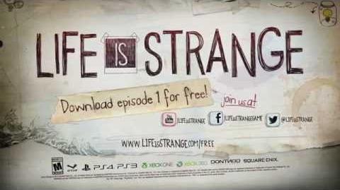 FiliusLunae/Gratuito el primer episodio de Life is Strange