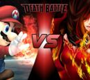 Mario vs Cinder Fall