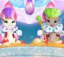 Бриллиантовые король и королева