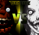 Jeff the Killer vs Springtrap