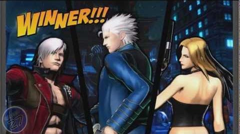 """Ultimate Marvel Vs. Capcom 3 (HD) """"Capcom Cast"""" After Battle Winner Quotes!"""