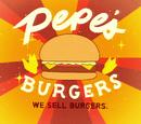 Pepe's Burgers Jingle