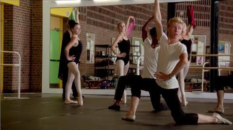 Backstage Episode 13 Clip - Handkerchief Dance Fight