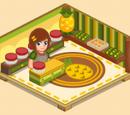 Pineapple Tart Shop