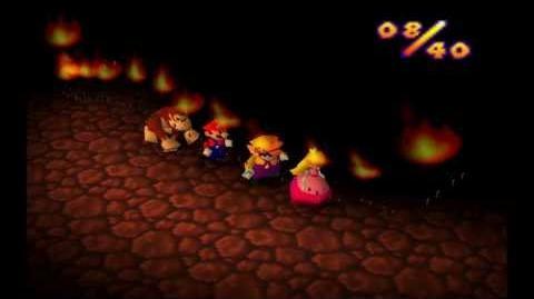 Mario Party Hot Rope Jump