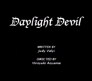 Daylight Devil/credits