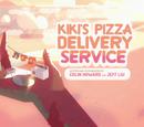 Kikis Pizza-Lieferservice