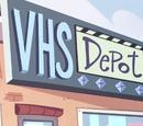 Składnica VHS