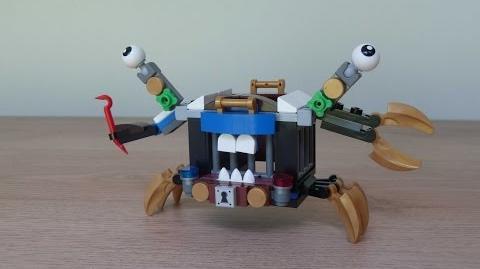 LEGO MIXELS LEWT BUSTO MIX or MURP? Instructions Lego 41568 Lego 41555