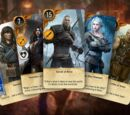 The Witcher 3 images - Gwent