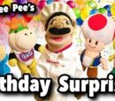 Chef Pee Pee's Birthday Surprise!