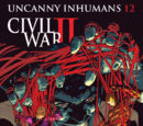 Uncanny Inhumans Vol 1 12