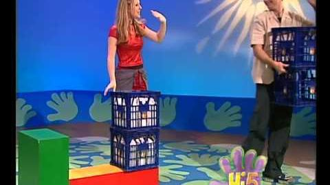 Hi-5 Series 2, Episode 38 (Machines in the country)