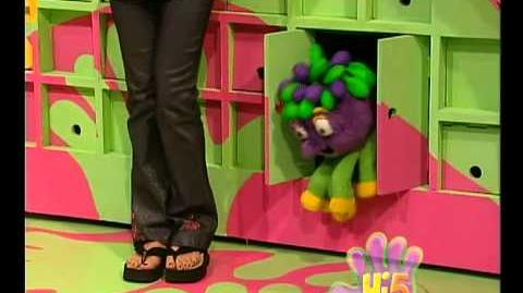 Hi-5 Series 2, Episode 39 (Machines in the city)