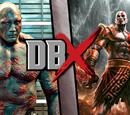 Drax vs kratos
