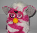 1998 Furby- Raspberry Swirl