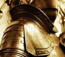 Enchanted Gold Armour