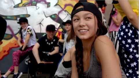 Backstage Episode 11 Clip - Courtyard Hip-Hop Flash Mob
