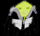Kosmici z serii Karl 10: Spadkobierca Omnitrixa