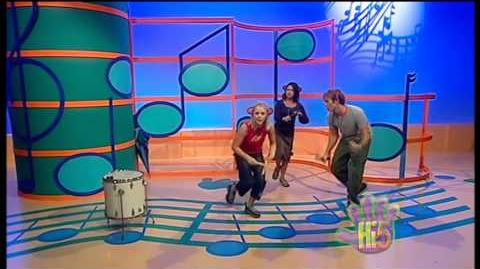 Hi-5 Series 3, Episode 2 (Water)