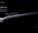High Penetration Sniper Rifle