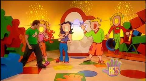 Hi-5 Series 3, Episode 16 (Differences and similarities)