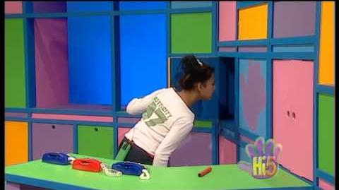 Hi-5 Series 3, Episode 21 (Someone else)