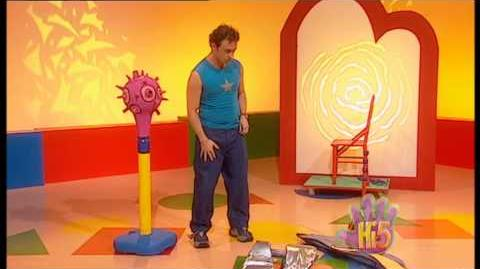 Hi-5 Series 3, Episode 33 (Creating treasure)