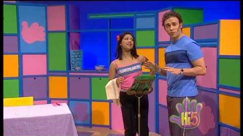 Hi-5 Series 3, Episode 38 (Physical mysteries)
