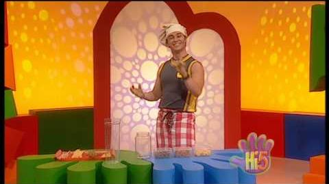 Hi-5 Series 3, Episode 44 (Foods)