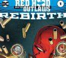 Red Hood and the Outlaws: Rebirth Vol.1 1