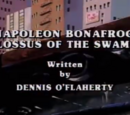Napoleon Bonafrog: Colossus of the Swamps