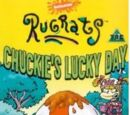Chuckie's Lucky Day (VHS)