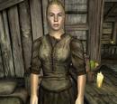 Oblivion: Personen: Weiblich