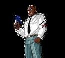 Oficial Mayor Black